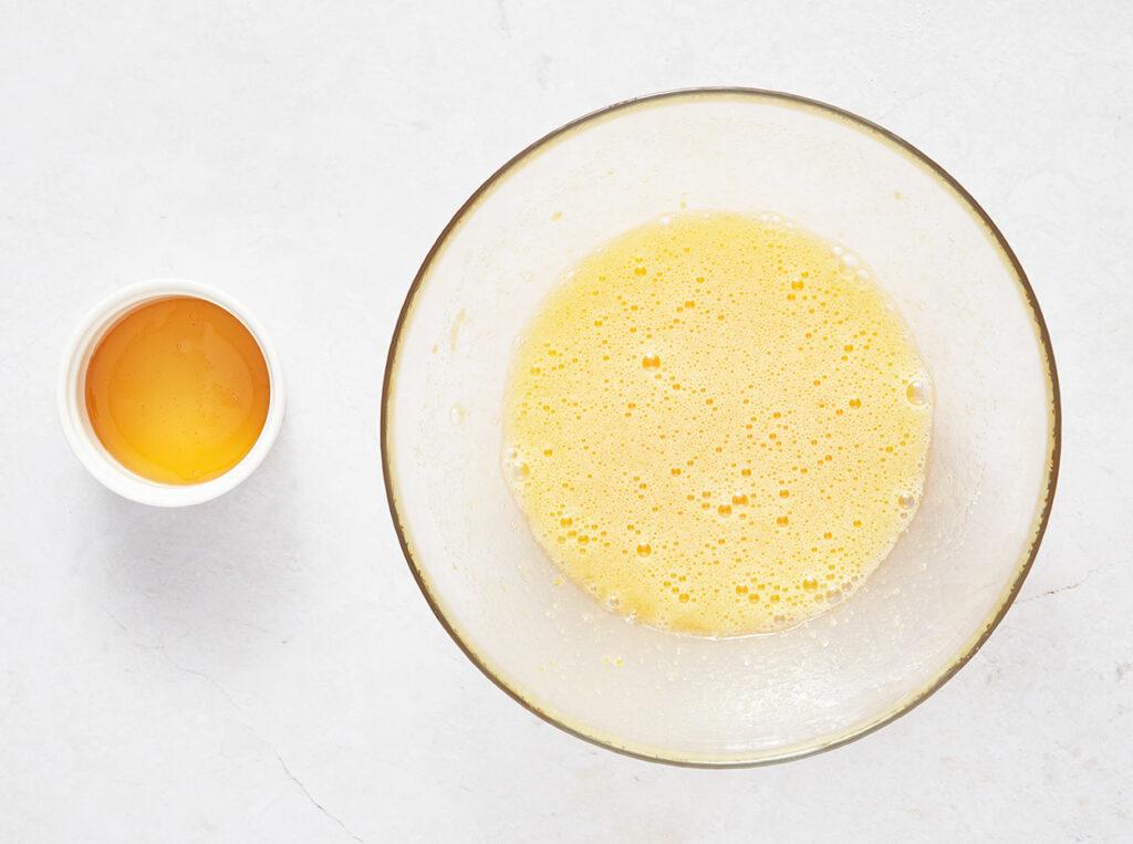 Egg Honey