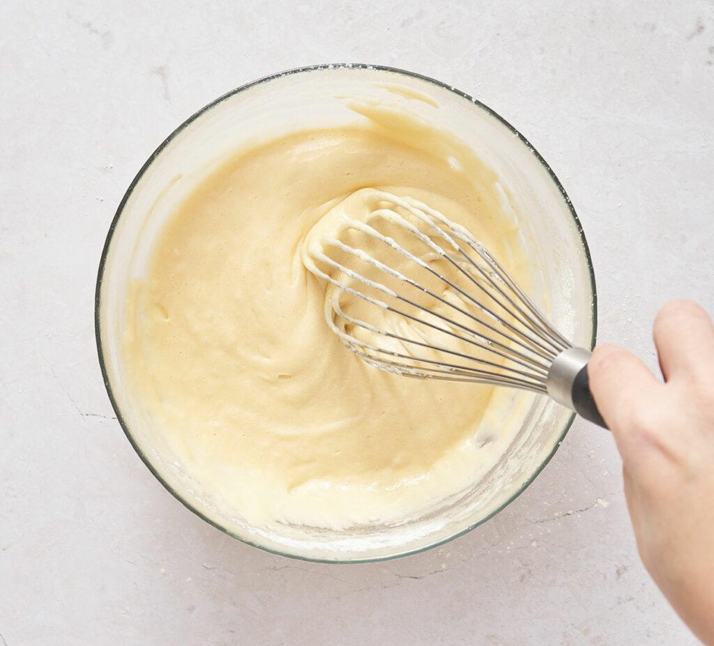 Egg Sugar Mixture